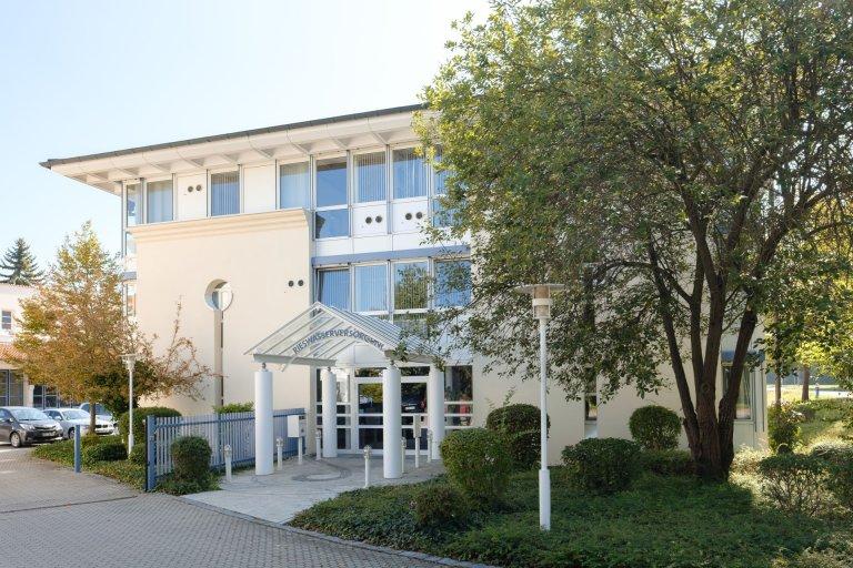 Gebäude Hauptverwaltung