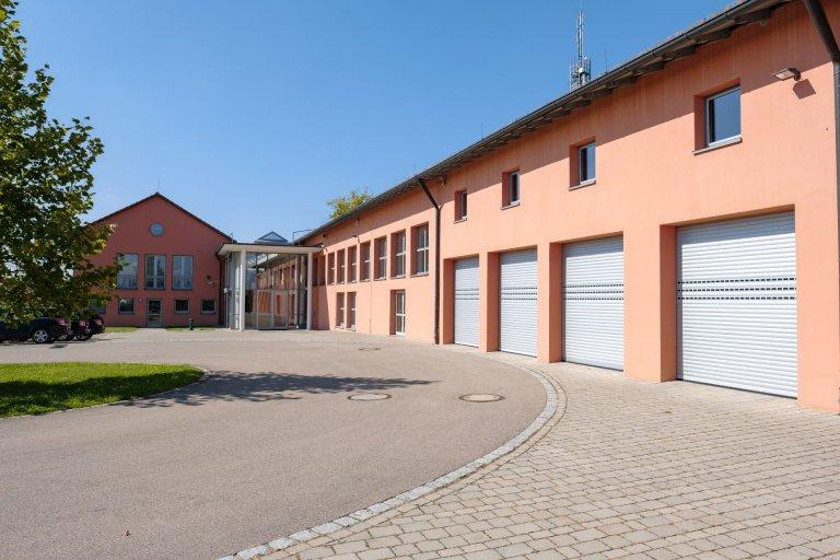 Gebäude Sallmannsberg